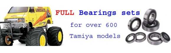 Tamiya Bearings