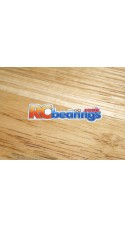 RCbearings.co.uk Decal Small 50x14mm