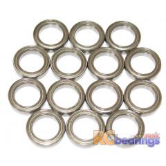 HPI E10 FULL Bearing Set - RCbearings