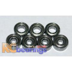 Kyosho Mini Z  FULL Bearing Set - RCbearings