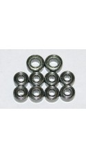 Team Losi Micro T Stadium Truck 36th (LOSB0230) FULL Bearing Set