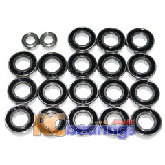 LRP S8BX RTR Buggy (131300) FULL Bearing Set - RCbearings