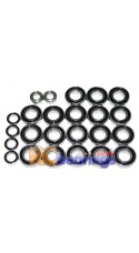 LRP S8BX Factory Team Buggy (131400) FULL Bearing Set
