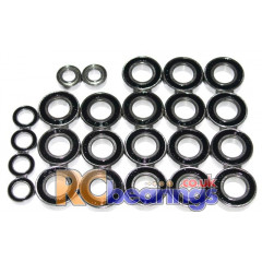 LRP S8BX Factory Team Buggy (131400) FULL Bearing Set - RCbearings