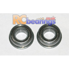 CERAMIC solid axle bearings 1/4 to fit V12 - RCbearings