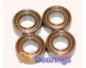 Schumacher Supastox CERAMIC Front Wheel bearings 4x8x3mm x4