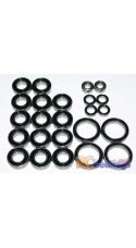 S Workz S350 BK1 1/8th Buggy FULL Bearing Set