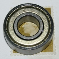 3/8x7/8x9/32 Metal Shielded (Clearance) Bearing (x1) R6zz
