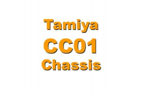 Tamiya CC01 CC-01 Chassis FULL Bearing Kit