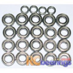 Tamiya 58321 Super Clod Buster FULL Bearing Kit - RCbearings